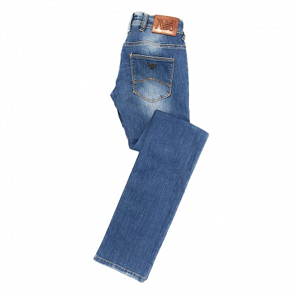 Джинсы Armani Jeans (regular fit) фото